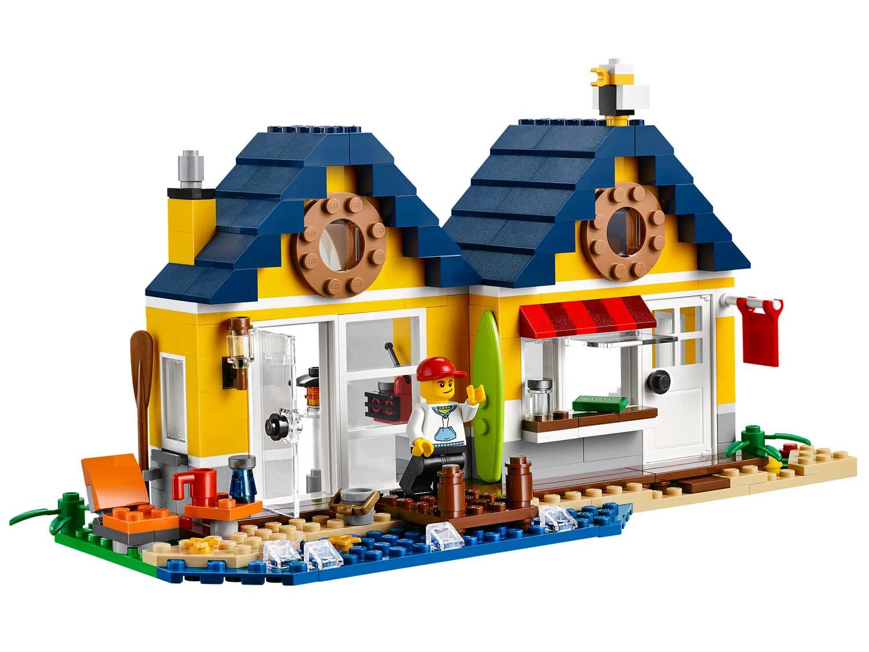 Lego 31035 lego creator beach hut for Lago shop online