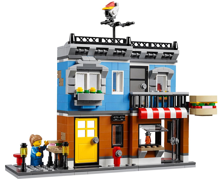 Lego 31050 lego creator corner deli corner deli for Lago shop online