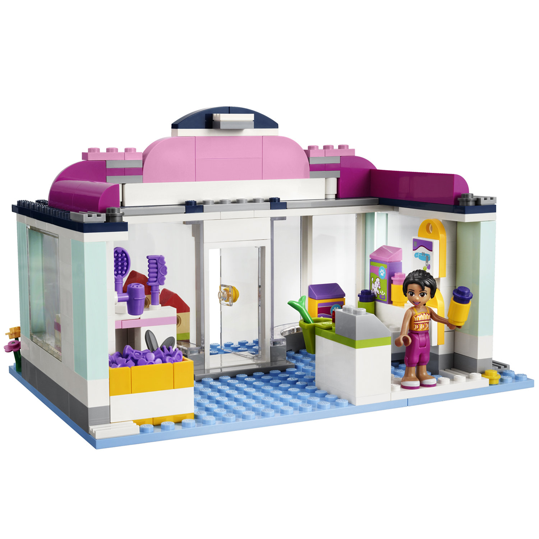 Lego 41007 lego friends heartlake pet salon for Lago shop online