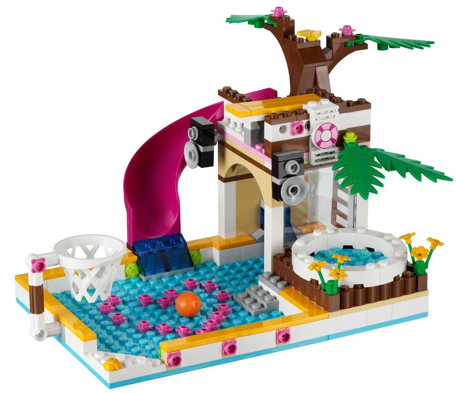 Preview for Piscina lego friends