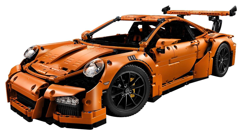 Lego 42056 Lego Technic Porsche 911 Gt3 Rs Porsche 911 Gt3 Rs Toymania Lego Online Shop