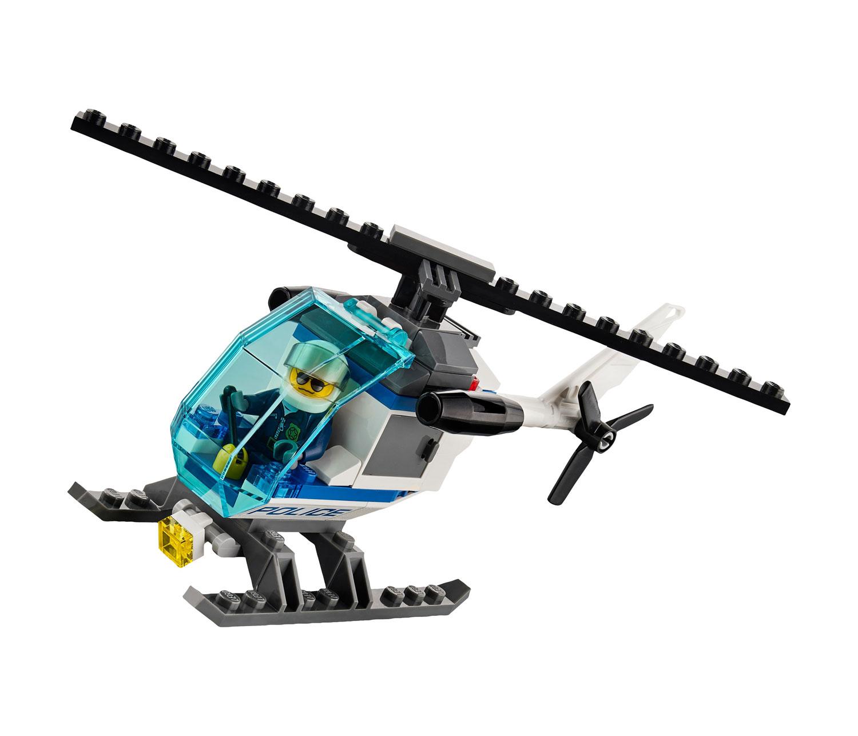 Lego City Police 60047 Police Station Online Toys  2016 ...