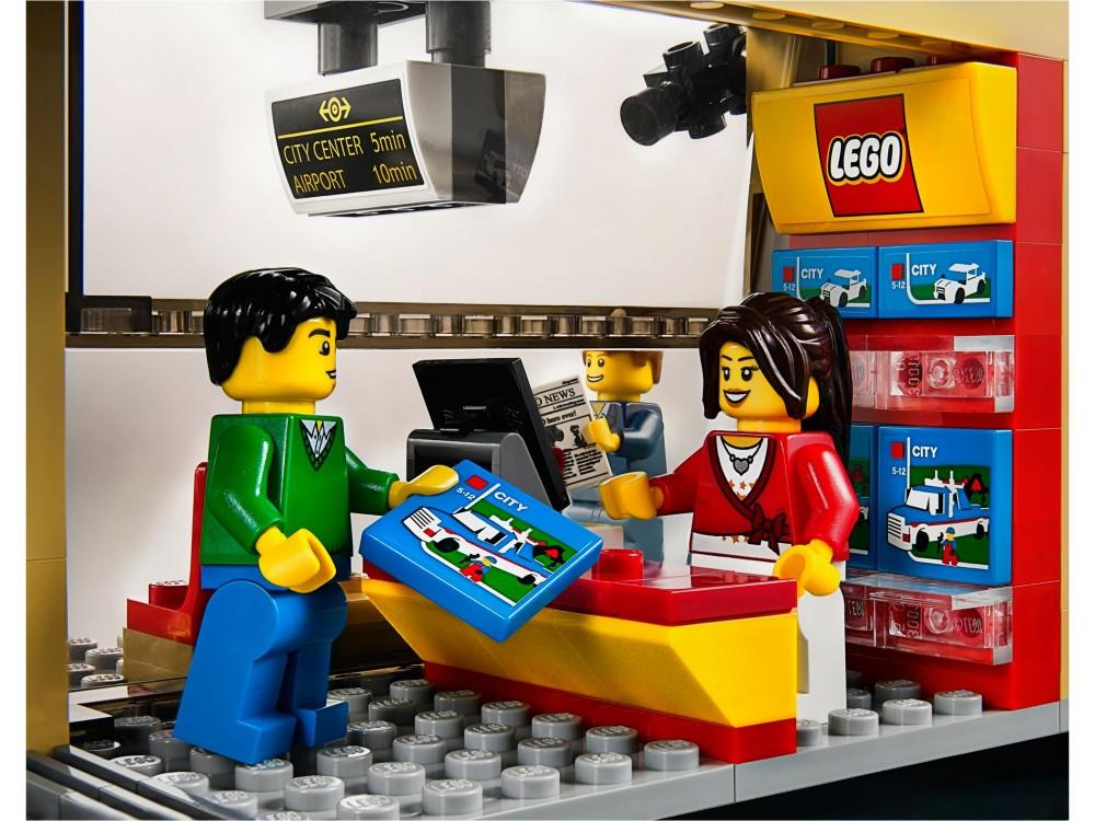 Lego 60050 lego city train station for Lago shop online