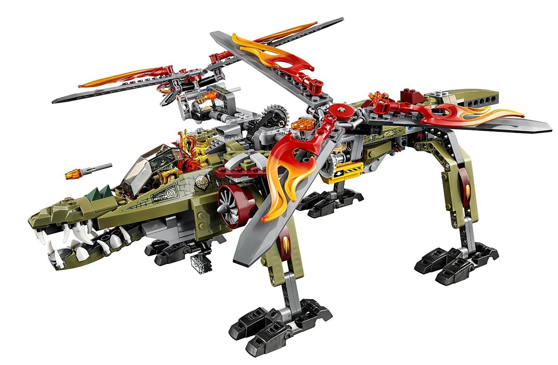 Designer Video -King Crominus Rescue 70227 – LEGO® CHIMA ...