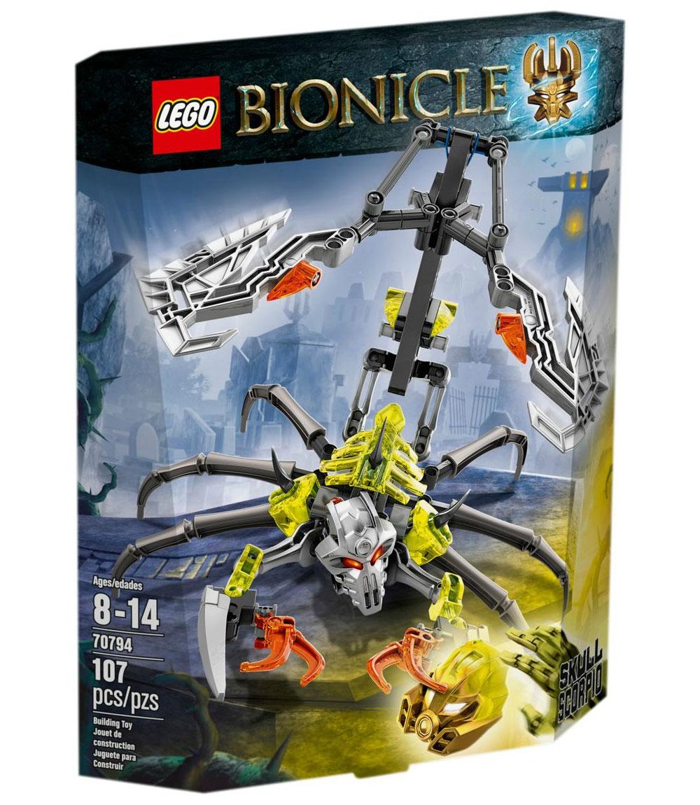 Lego 70794 lego bionicle skull scorpio toymania lego for Lago shop online