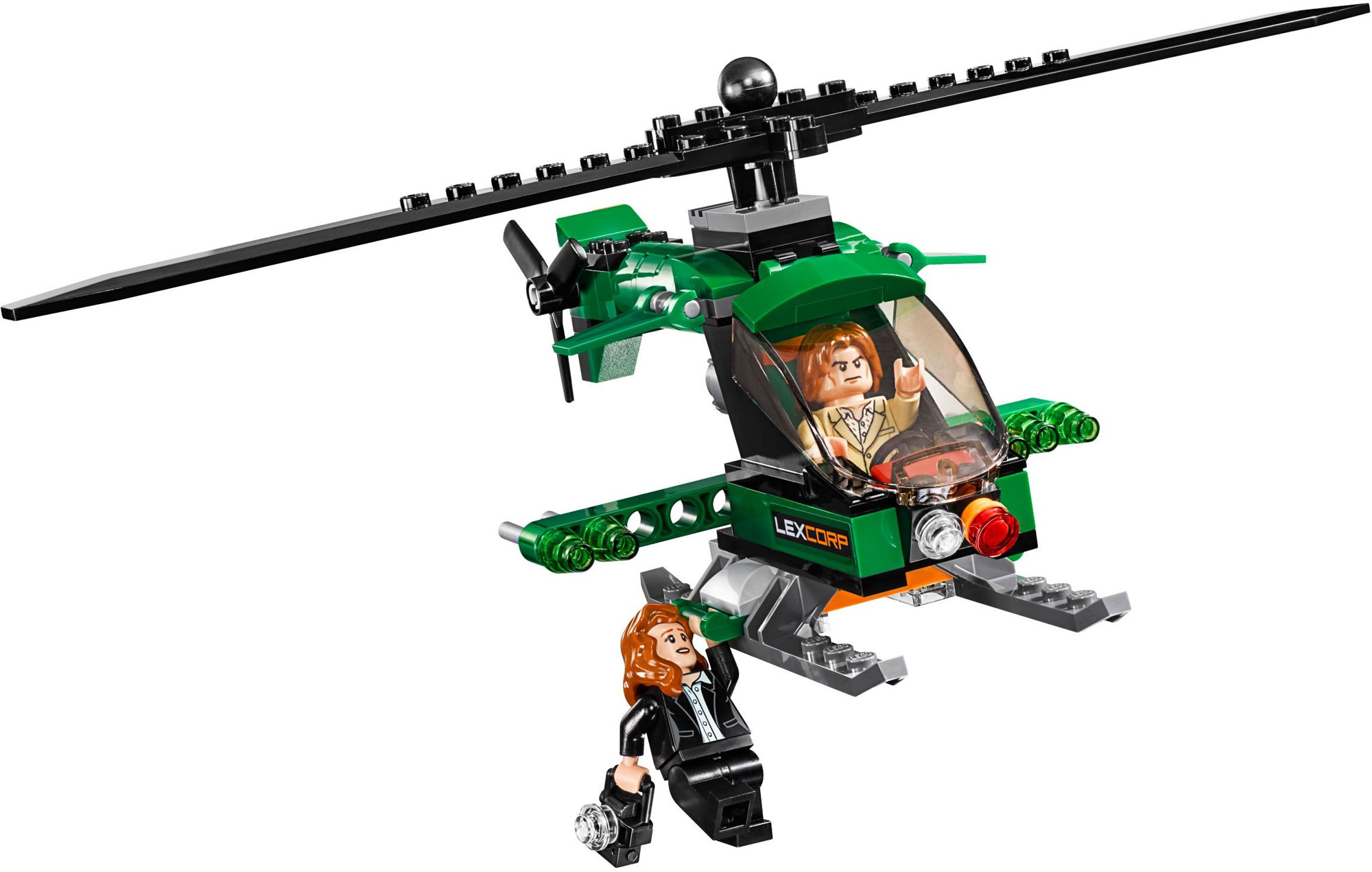 LEGO 76046 - LEGO DC UNIVERSE SUPER HEROES - Heroes of ...