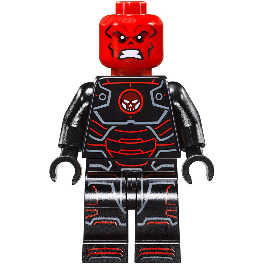 LEGO 76048 - LEGO MARVEL SUPER HEROES - Iron Skull Sub ...