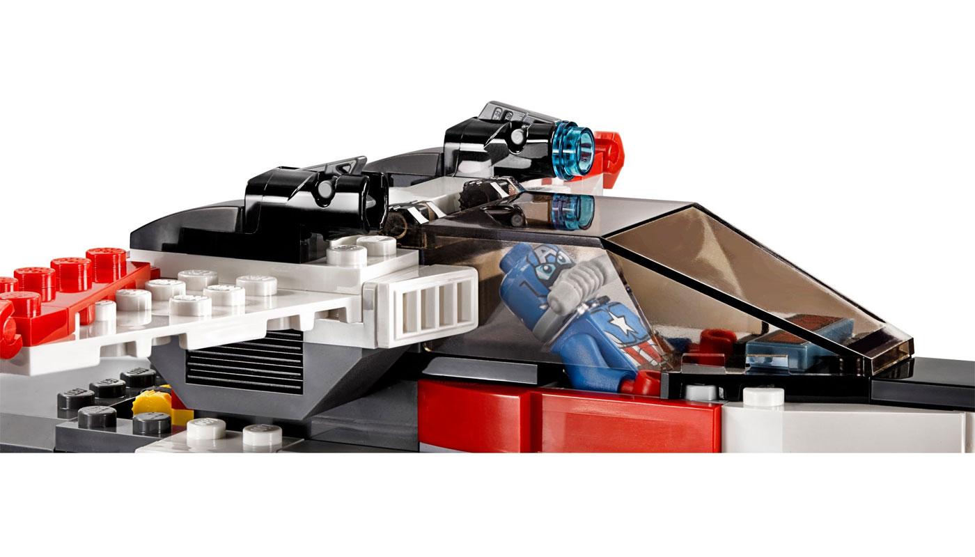 LEGO 76049 - LEGO MARVEL SUPER HEROES - Avenjet Space ...