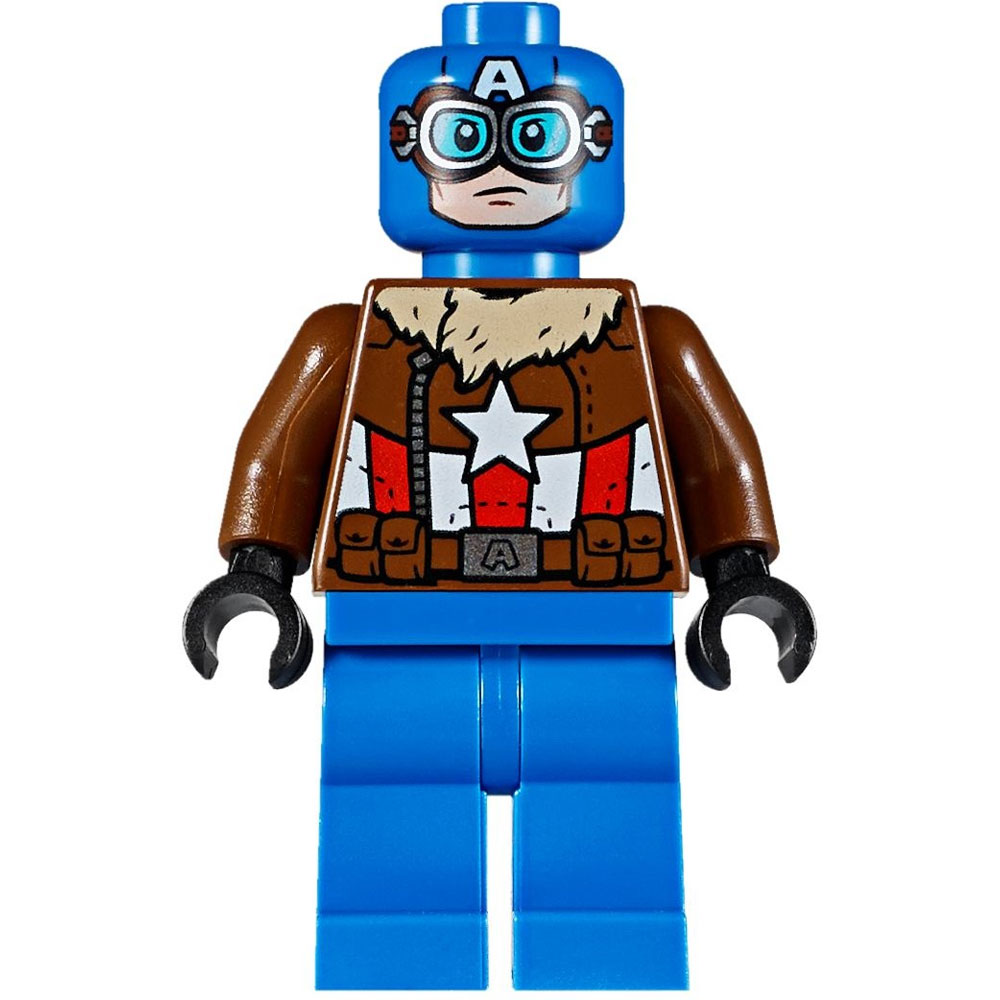 LEGO 76076 - LEGO MARVEL SUPER HEROES - Captain America ...