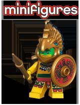 LEGO MINIFIGURES SPECIAL
