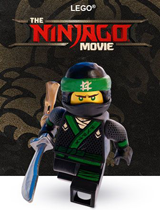 LEGO THE LEGO NINJAGO MOVIE