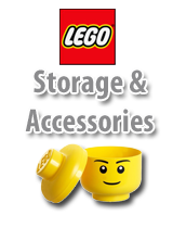 LEGO STORAGE & ACCESSORIES