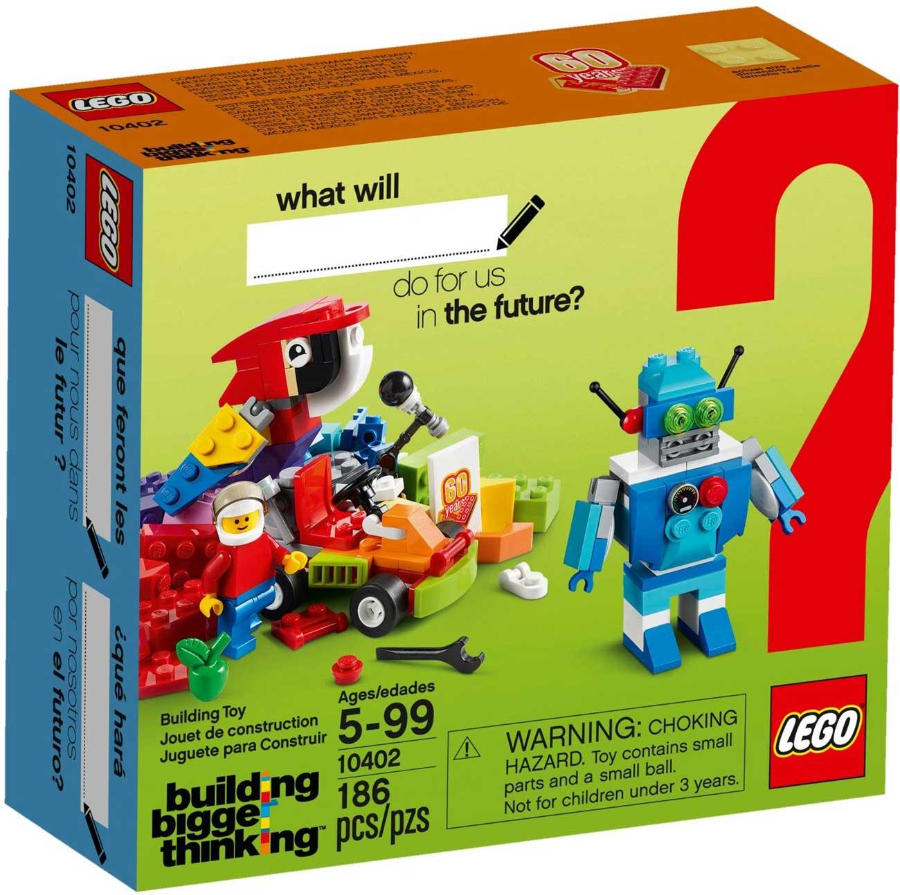 Lego 10402 lego classic fun future toymania lego for Lago shop online
