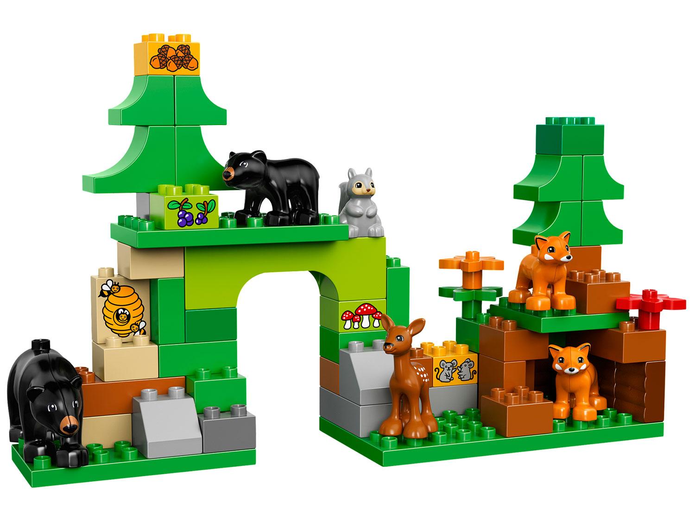 Lego 10584 lego duplo forest park for Lago shop online