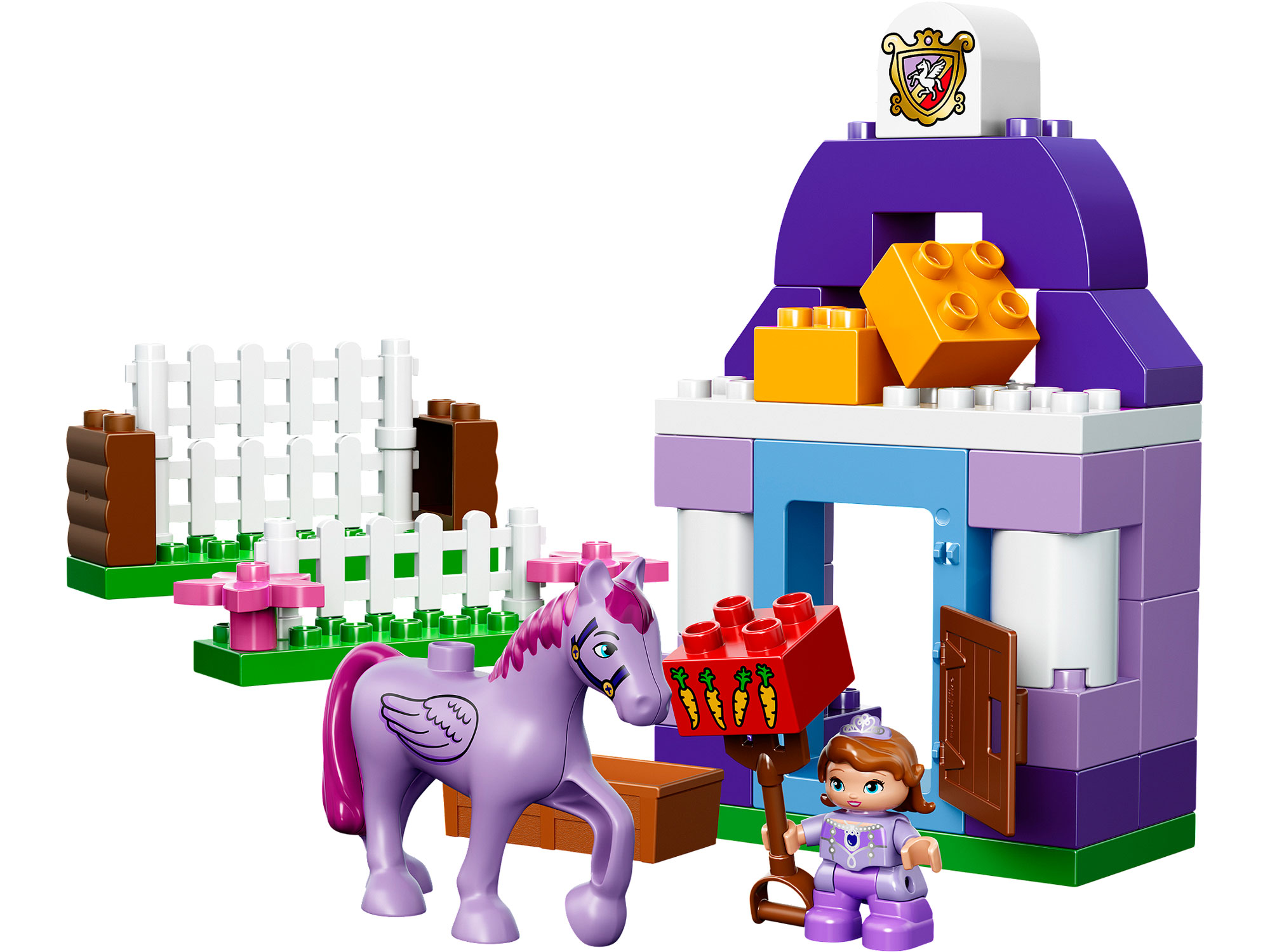 Lego 10594 lego duplo sofia the first royal stable for Lago shop online