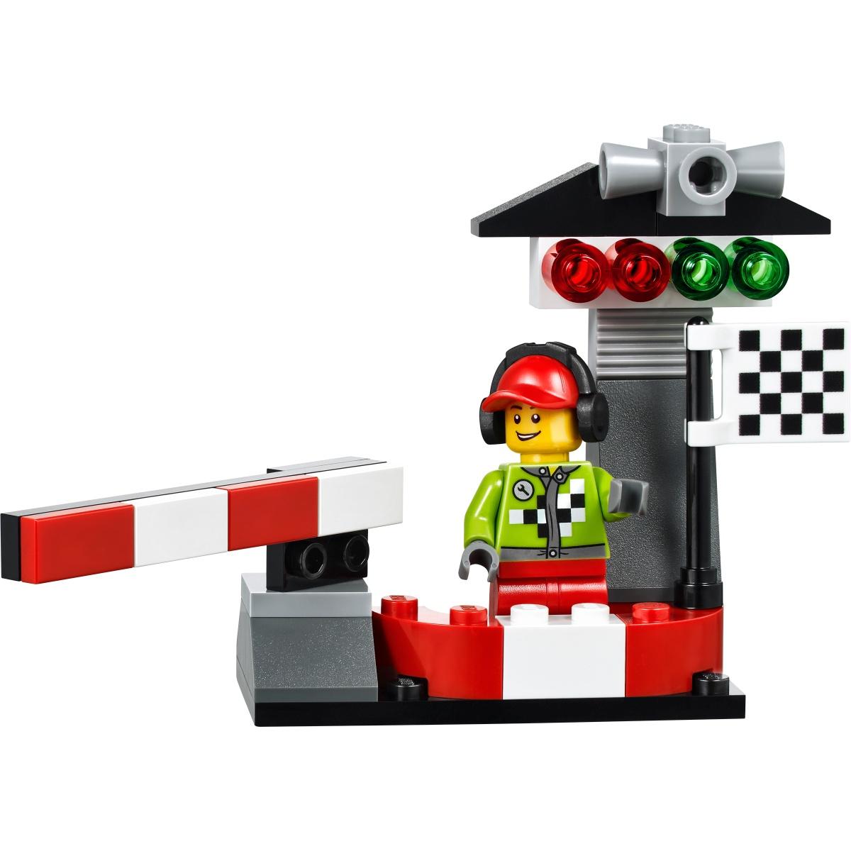 Lego Juniors Race Car Rally