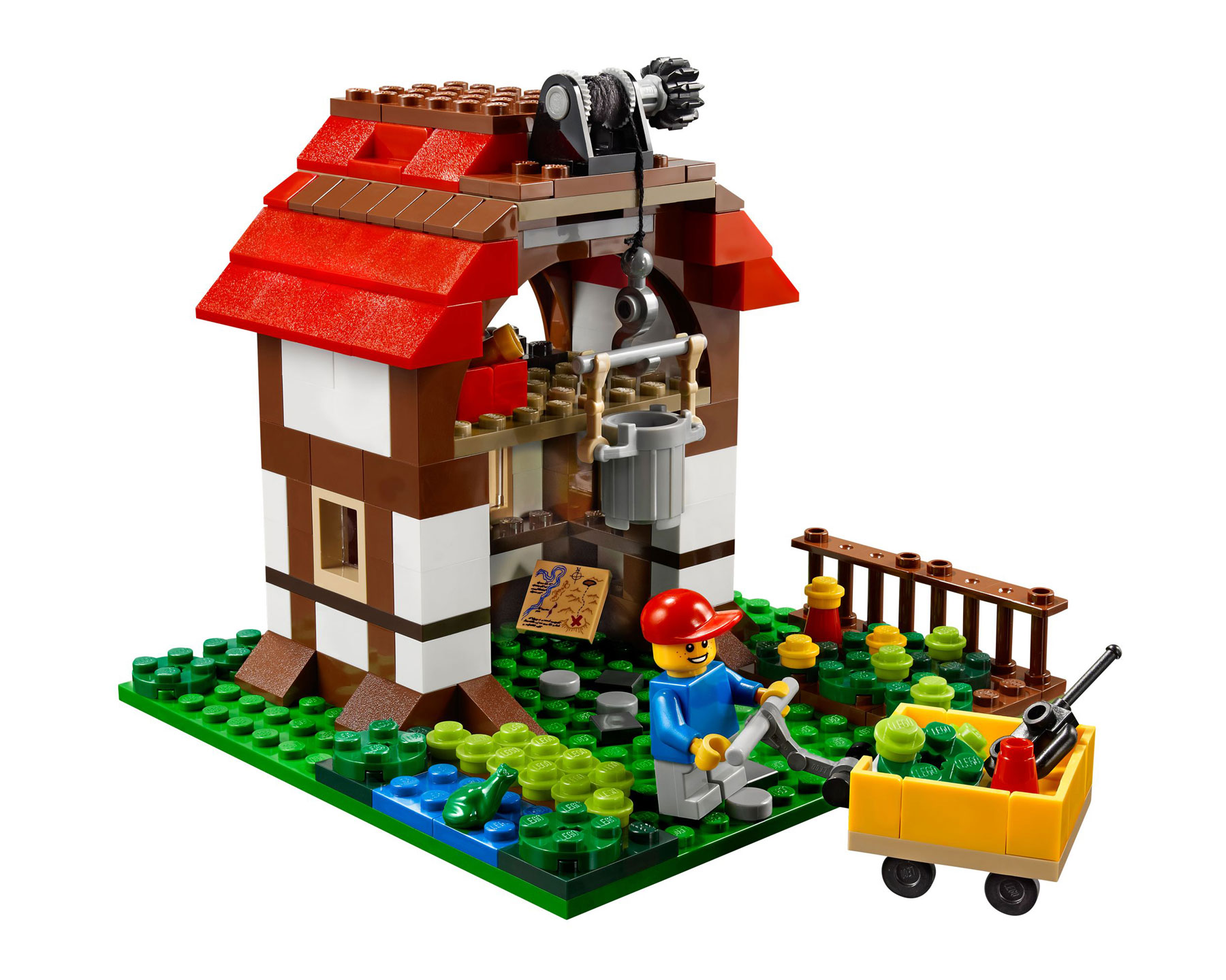 Lego 31010 lego creator tree house for House creator online