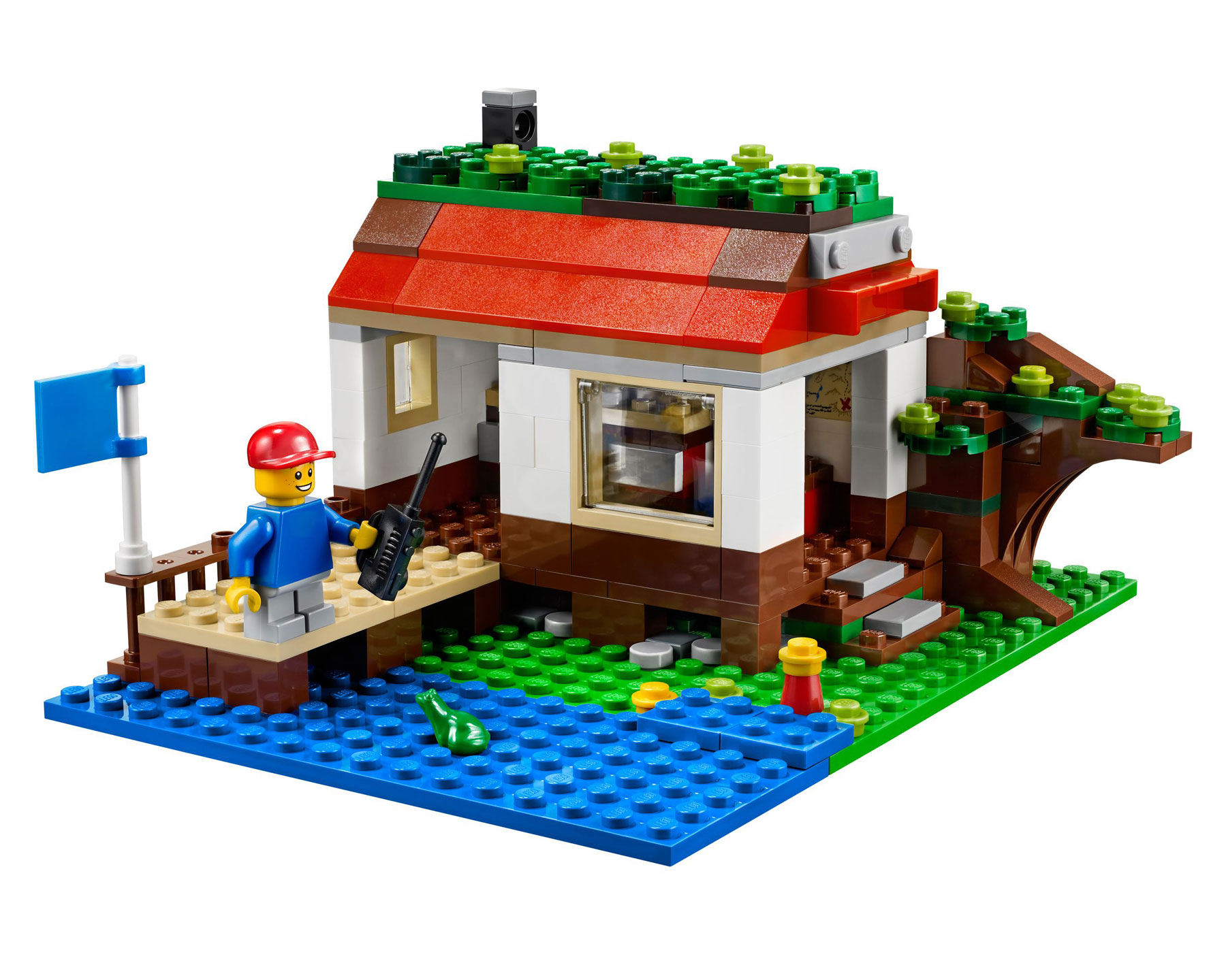 Lego 31010 Lego Creator Tree House