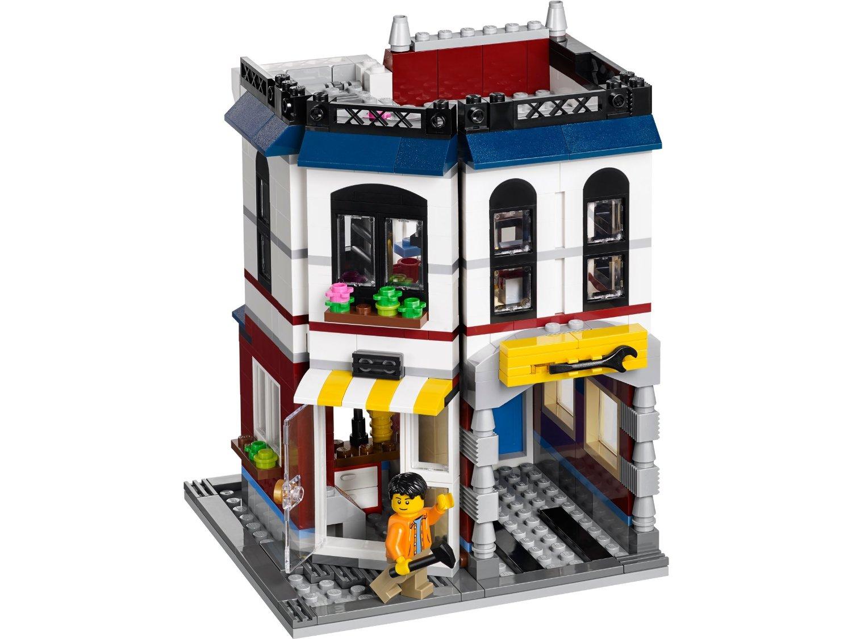 Lego 31026 lego creator bike shop cafe for Lago shop online