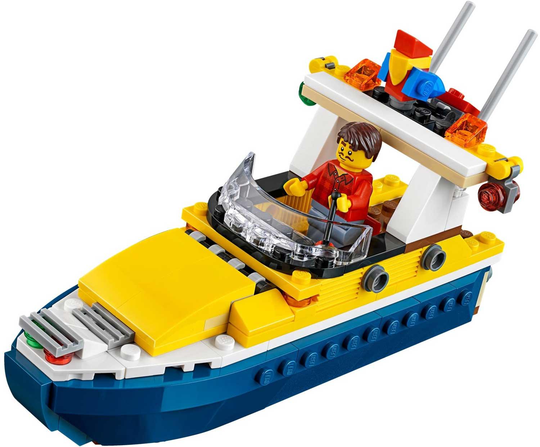 Lego 31064 lego creator island adventures island for Lago shop online
