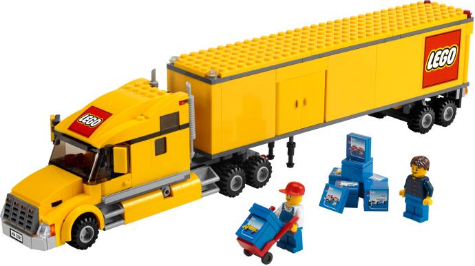 Lego 3221 lego city lego truck toymania for Lago shop online