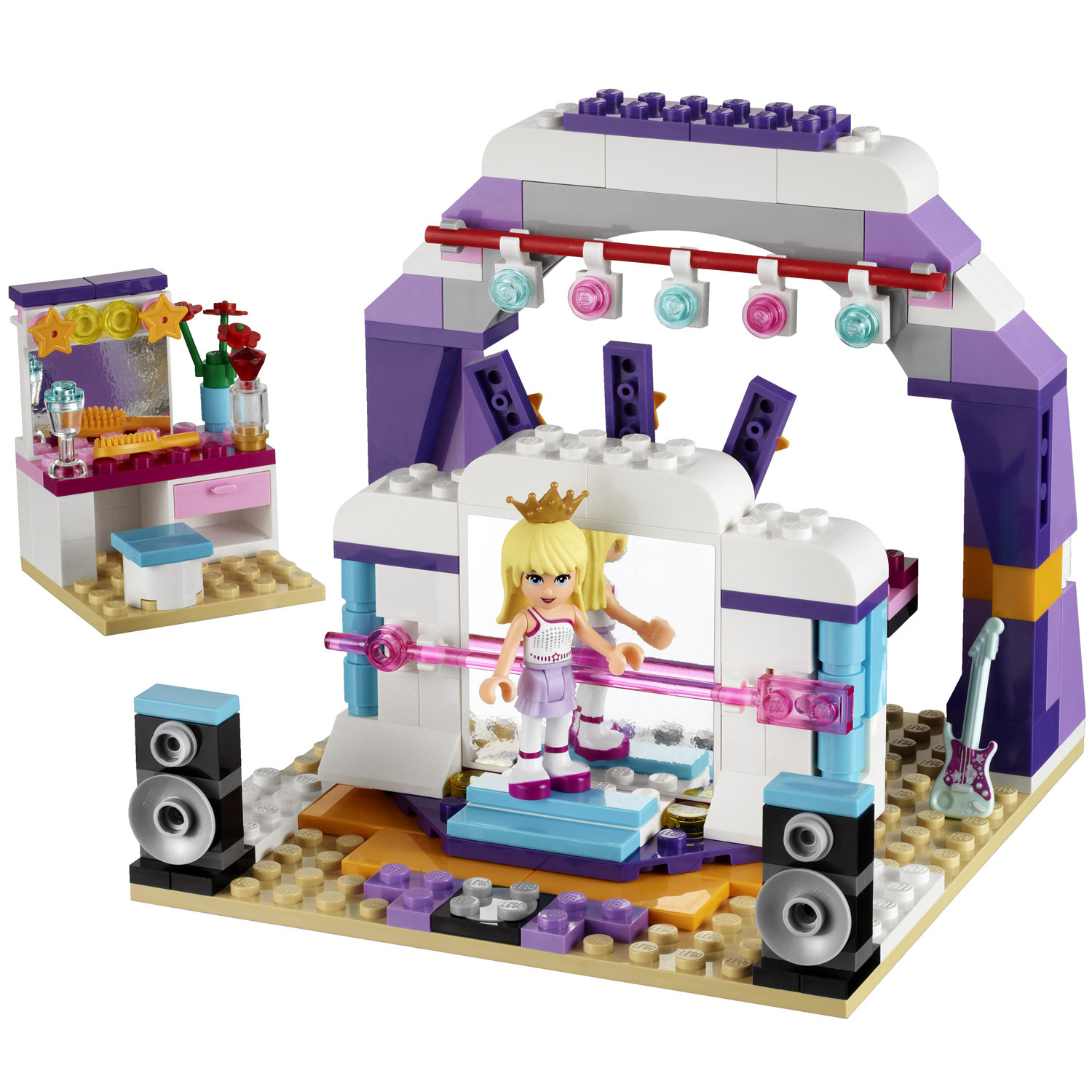 Lego 41004 lego friends rehearsal stage for Lago shop online