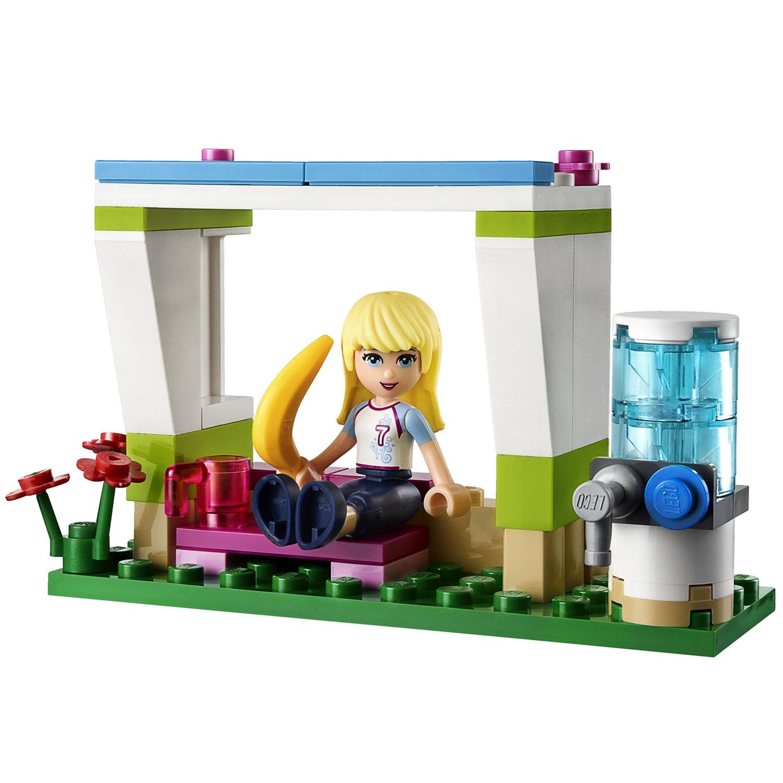 Lego 41011 lego friends stephanie 39 s soccer practice for Lago shop online