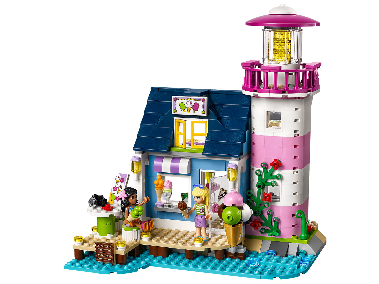 lego 41094 lego friends heartlake lighthouse toymania lego. Black Bedroom Furniture Sets. Home Design Ideas