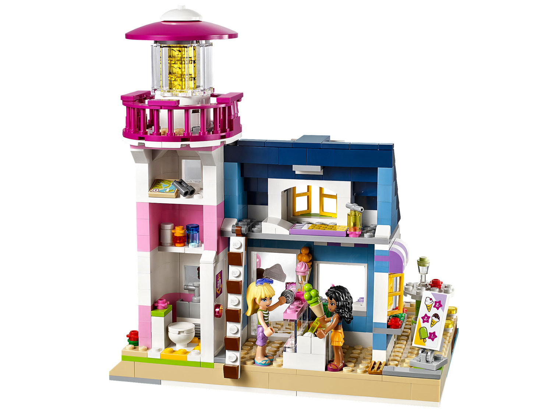 Lego 41094 lego friends heartlake lighthouse for Lago shop online