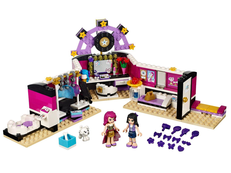 Lego 41104 lego friends pop star dressing room for Lago shop online