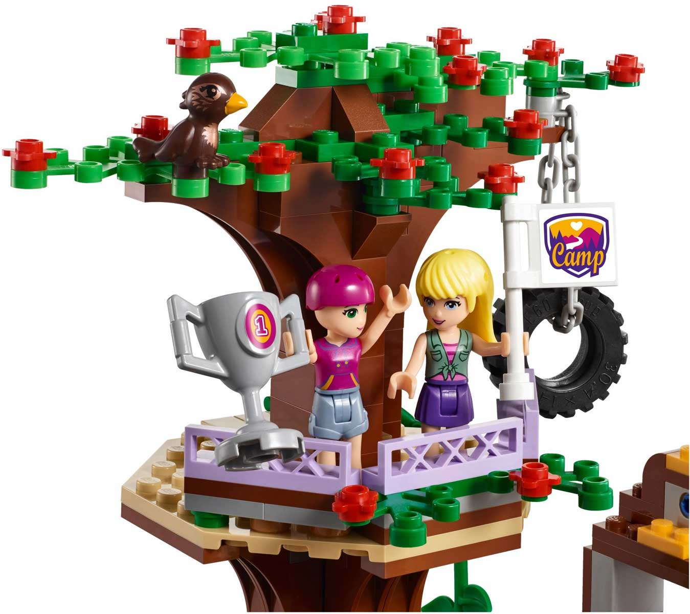 Lego 41122 lego friends adventure camp tree house for Lago shop online