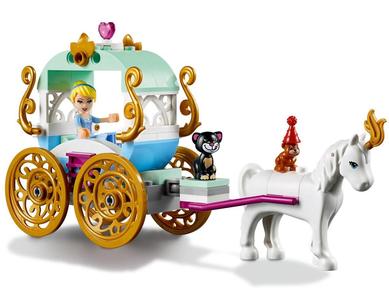 Lego 41159 Lego Disney Cinderella S Carriage Ride