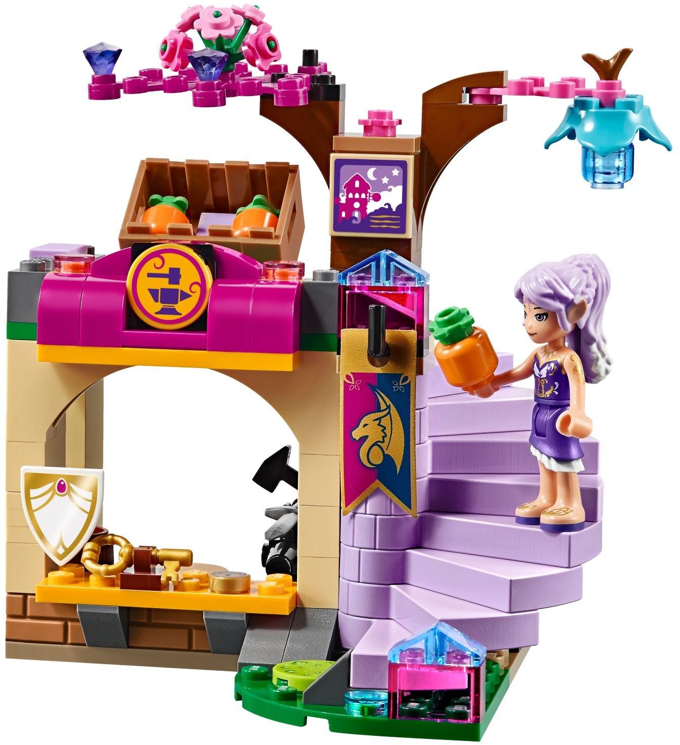 Lego 41176 lego elves the secret market place for Lago shop online