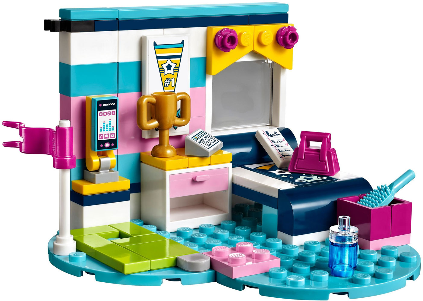 Lego 41328 lego friends stephanie 39 s bedroom for Lago shop online