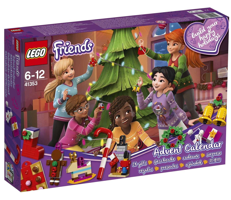 lego 41353 lego friends lego friends advent calendar lego friends advent calendar. Black Bedroom Furniture Sets. Home Design Ideas