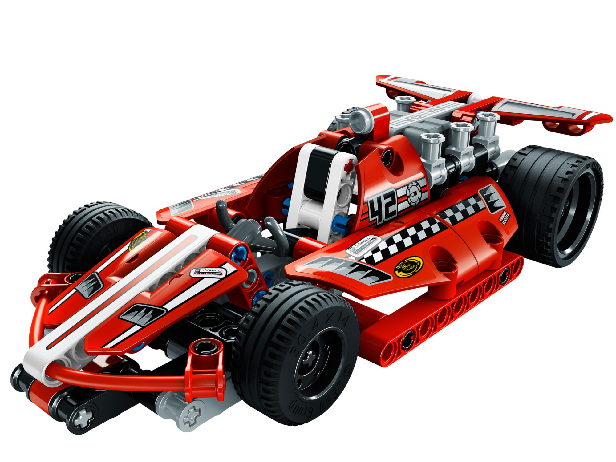 lego 42011 lego technic race car toymania lego online shop. Black Bedroom Furniture Sets. Home Design Ideas