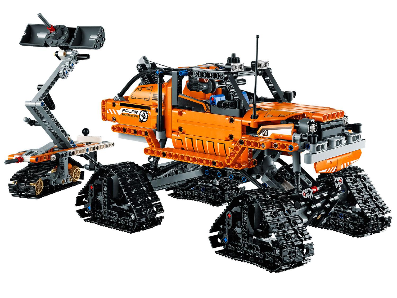 lego 42038 lego technic arctic truck. Black Bedroom Furniture Sets. Home Design Ideas