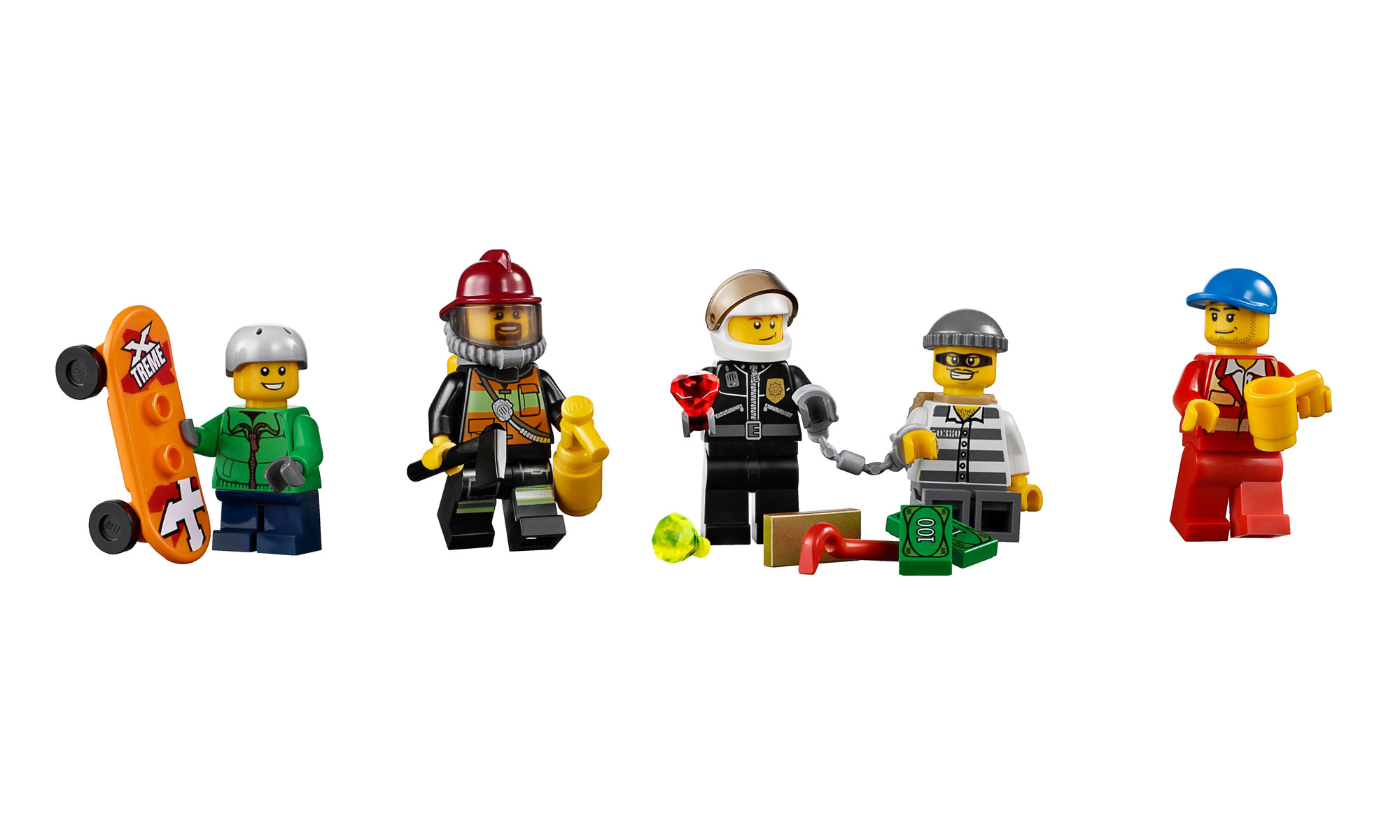 Lego 60023 lego city lego city starter set lego city for Lago shop online