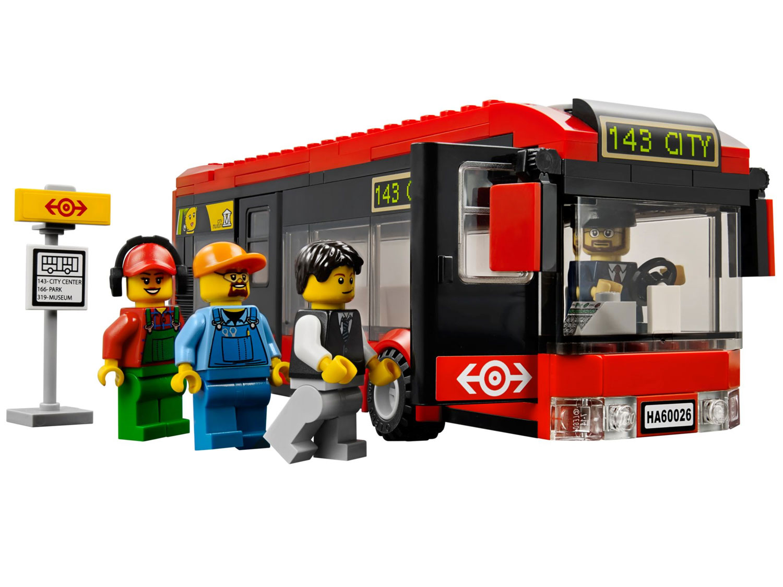 LEGO 60026 - LEGO CITY - Town Square - Toymania Lego ...