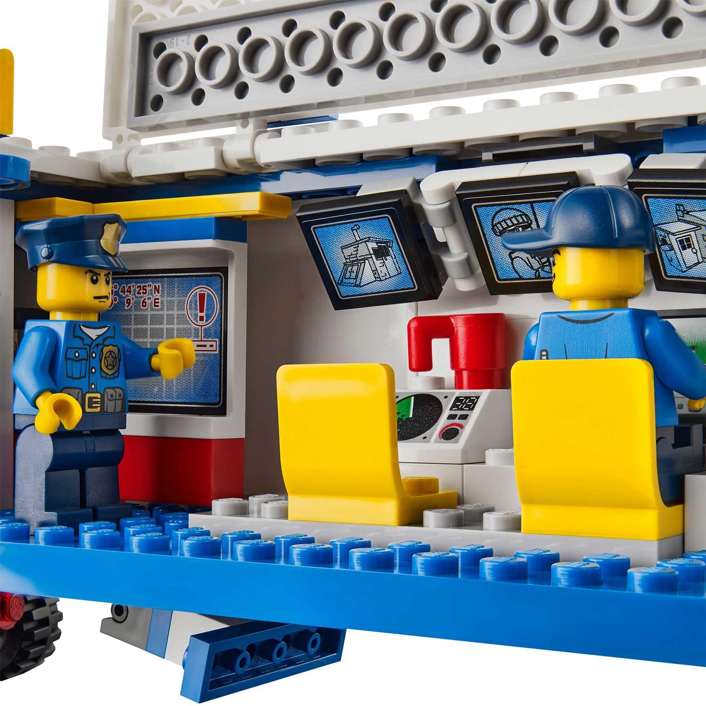 Lego 60044 lego city mobile police unit toymania for Lago shop online