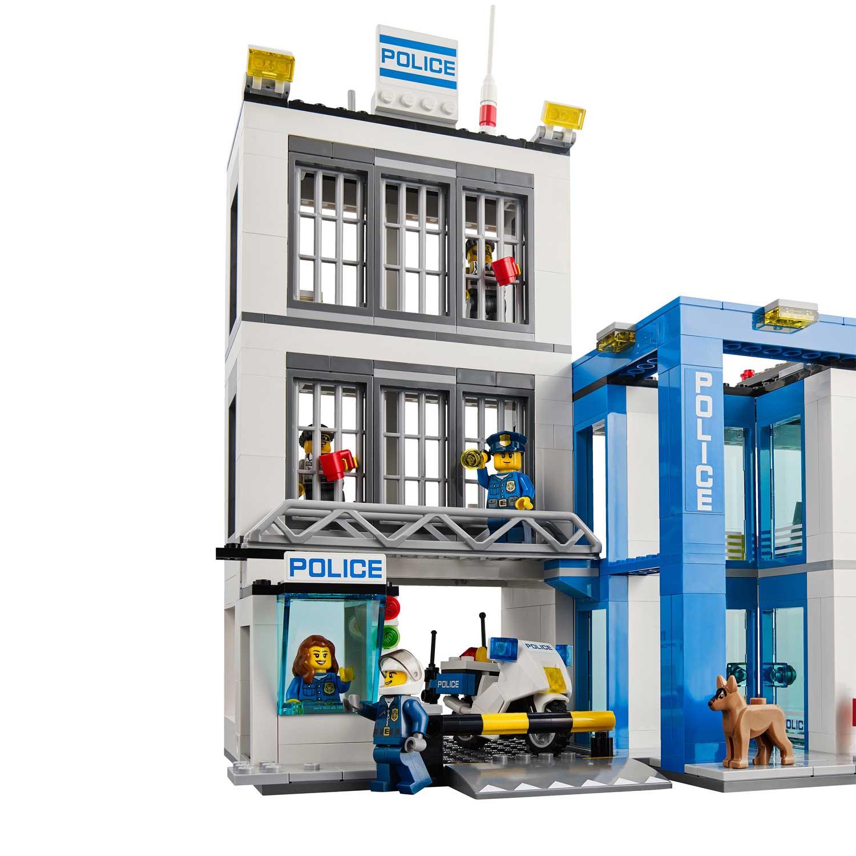Lego 60047 lego city police station for Lago shop online