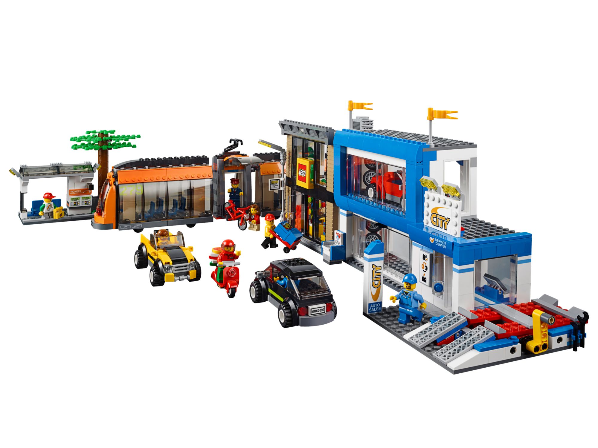 Lego 60097 lego city city square for Lago shop online