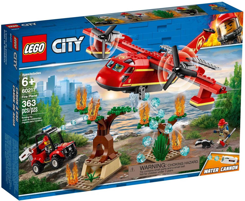 lego 60217 lego city fire plane fire plane. Black Bedroom Furniture Sets. Home Design Ideas