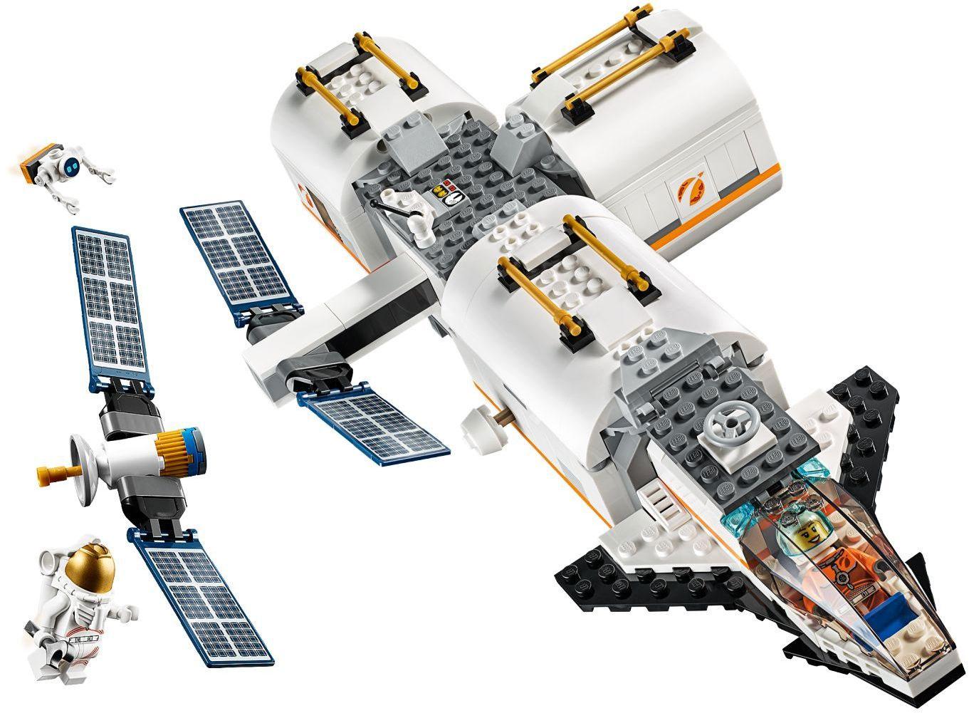 lego 60227 lunar space station - photo #8
