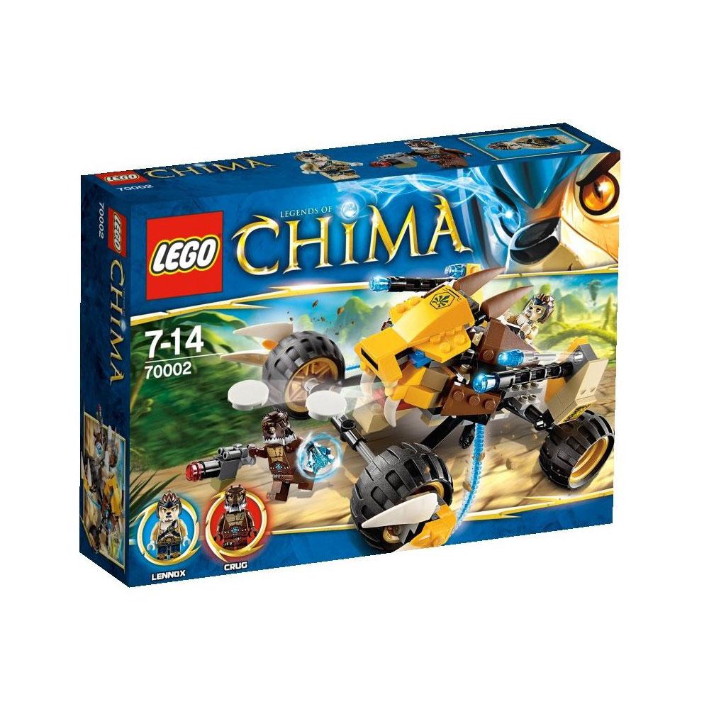 Lego 70002 lego legends of chima lennox 39 lion attack for Lago shop online