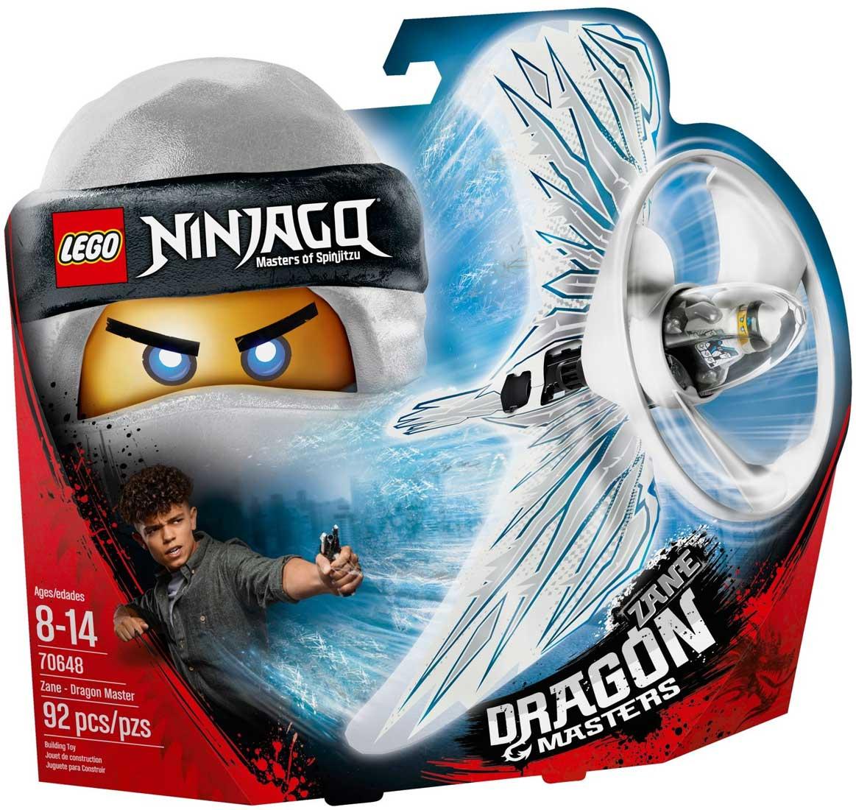 Lego 70648 Lego Ninjago Zane Dragon Master Zane