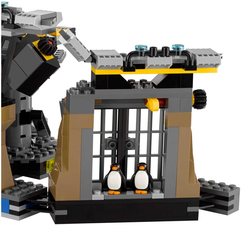 Lego 70909 lego the lego batman movie batcave break in for Lago shop online
