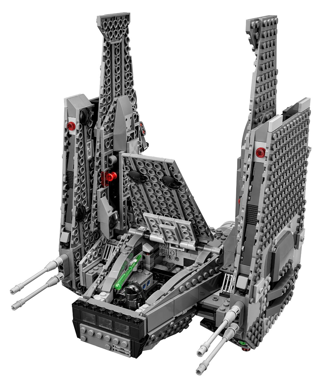kylo ren space shuttle lego - photo #18