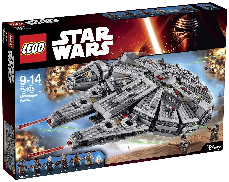 lego 75105 lego star wars millennium falcon toymania lego online shop. Black Bedroom Furniture Sets. Home Design Ideas