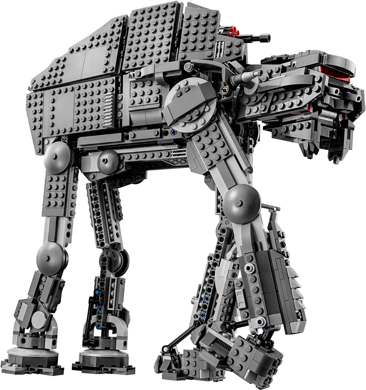 Lego 75189 lego star wars first order heavy assault - Lego star wars tb tt ...